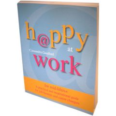 Click here to preview and purchase http://www.cassandragaisford.com/happy_at_work.html